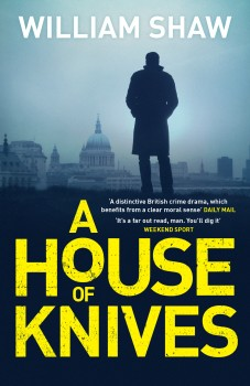 A House of Knives pb