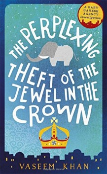 The Peplexing Theft of the Jewel in the Crown