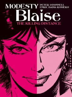Modesty Blaise: The Killing Distance