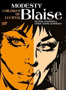 Modesty Blase: Children of Lucifer