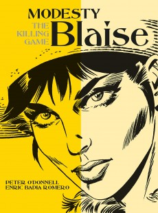 Modesty Blaise: The Killing Game