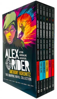 Alex Rider: The Graphic Novel Collection